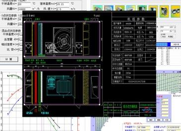 强大的设计能力和先进的热工计算技术