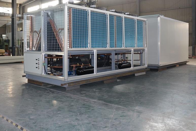 厂房车间中央空调恒温恒湿空调机组
