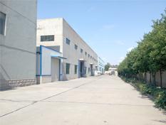 尚佳空调厂区街道