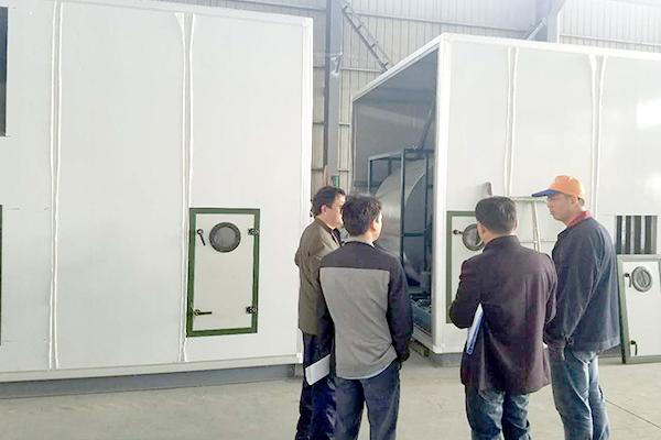 尚佳空调生产设备