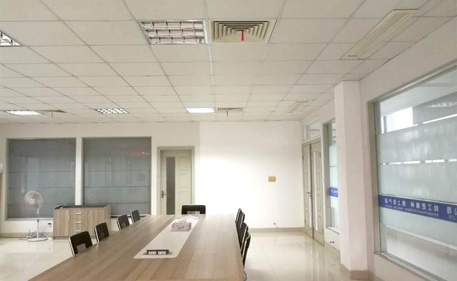 办公楼空调工程解决方案