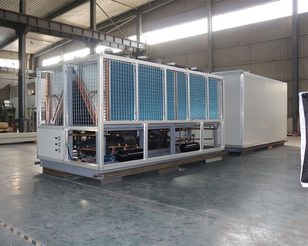 厂房中央空调机组2