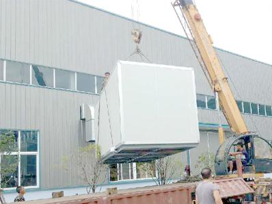 尚佳空调——恒温恒湿空调工程竣工