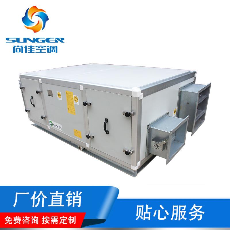 三维热管回收机组