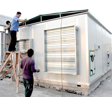 公共场所空调解决方案