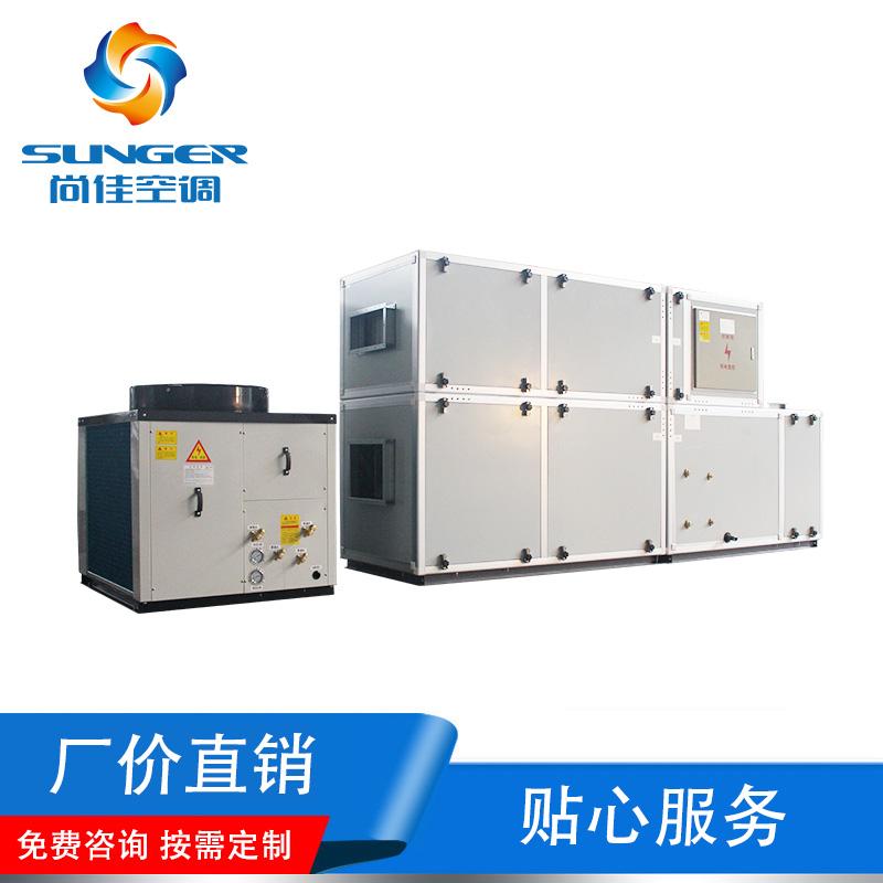 【尚佳】新品发布--转轮热回收机组