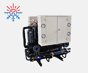 螺杆式(冷)热水机组